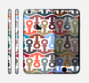 The Color Vector Anchor Collage Skin for the Apple iPhone 6
