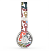 The Color Vector Anchor Collage Skin for the Beats by Dre Solo 2 Headphones