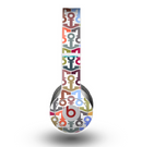 The Color Vector Anchor Collage copy Skin for the Beats by Dre Original Solo-Solo HD Headphones