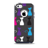 The Color Vector Cat Collage Skin for the iPhone 5c OtterBox Commuter Case