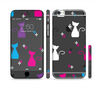 The Color Vector Cats Sectioned Skin Series for the Apple iPhone 6 Plus