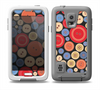 The Colored Vector Buttons Skin Samsung Galaxy S5 frē LifeProof Case
