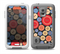 The Colored Vector Buttons Skin for the Samsung Galaxy S5 frē LifeProof Case
