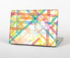 The Colorful Abstract Plaid Intersect Skin for the Apple MacBook Pro Retina 15""