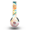 The Colorful Abstract Plaid Intersect Skin for the Beats by Dre Original Solo-Solo HD Headphones