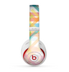 The Colorful Abstract Plaid Intersect Skin for the Beats by Dre Studio (2013+ Version) Headphones