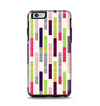 The Colorful Abstract Plaided Stripes Apple iPhone 6 Plus Otterbox Symmetry Case Skin Set