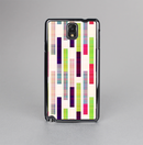 The Colorful Abstract Plaided Stripes Skin-Sert Case for the Samsung Galaxy Note 3