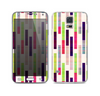 The Colorful Abstract Plaided Stripes Skin For the Samsung Galaxy S5