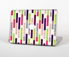 The Colorful Abstract Plaided Stripes Skin for the Apple MacBook Pro Retina 13""