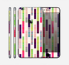 The Colorful Abstract Plaided Stripes Skin for the Apple iPhone 6 Plus