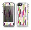 The Colorful Abstract Plaided Stripes Skin for the iPhone 5-5s OtterBox Preserver WaterProof Case