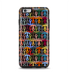 The Colorful Anchor Vector Collage Pattern Apple iPhone 6 Plus Otterbox Symmetry Case Skin Set