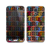 The Colorful Anchor Vector Collage Pattern Skin For the Samsung Galaxy S5