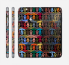 The Colorful Anchor Vector Collage Pattern Skin for the Apple iPhone 6