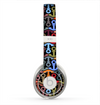 The Colorful Anchor Vector Collage Pattern Skin for the Beats by Dre Solo 2 Headphones