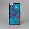 The Colorful Blue and Red Starfish Shapes Skin-Sert Case for the Apple iPhone 6 Plus