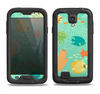 The Colorful Bright Saltwater Fish Samsung Galaxy S4 LifeProof Fre Case Skin Set