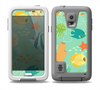 The Colorful Bright Saltwater Fish Skin for the Samsung Galaxy S5 frē LifeProof Case