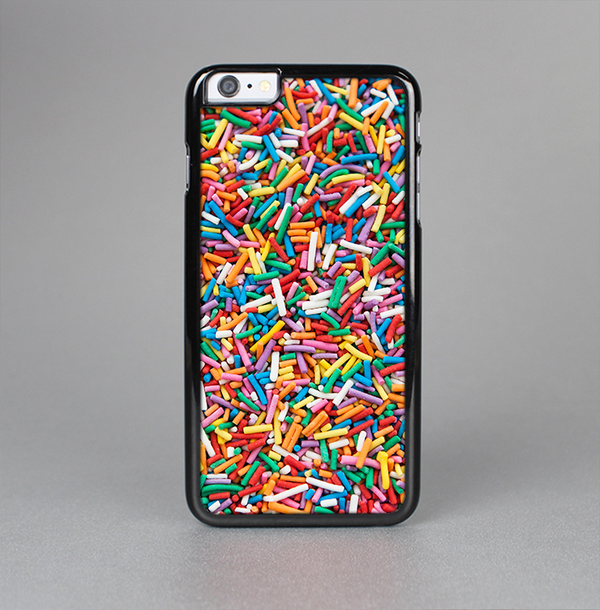 The Colorful Candy Sprinkles Skin-Sert Case for the Apple iPhone 6 Plus