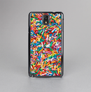The Colorful Candy Sprinkles Skin-Sert Case for the Samsung Galaxy Note 3