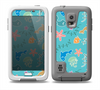 The Colorful Cartoon Sea Creatures Skin for the Samsung Galaxy S5 frē LifeProof Case
