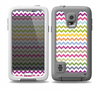 The Colorful Chevron Pattern Skin Samsung Galaxy S5 frē LifeProof Case