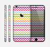 The Colorful Chevron Pattern Skin for the Apple iPhone 6