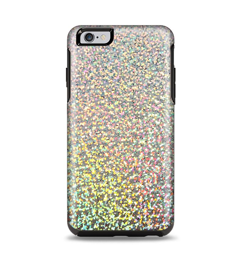 newest collection 13394 d7859 The Colorful Confetti Glitter Apple iPhone 6 Plus Otterbox Symmetry Case  Skin Set