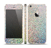 The Colorful Confetti Glitter Skin Set for the Apple iPhone 5s