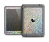 The Colorful Confetti Glitter Apple iPad Air LifeProof Nuud Case Skin Set