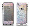 The Colorful Confetti Glitter Sparkle Apple iPhone 5-5s LifeProof Fre Case Skin Set