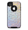 The Colorful Confetti Glitter Sparkle Skin for the iPhone 4-4s OtterBox Commuter Case