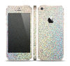 The Colorful Confetti Glitter copy Skin Set for the Apple iPhone 5s