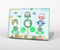 The Colorful Emotional Cartoon Owls in the Trees Skin for the Apple MacBook Pro Retina 15""