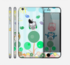 The Colorful Emotional Cartoon Owls in the Trees Skin for the Apple iPhone 6 Plus