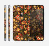 The Colorful Floral Pattern with Strawberries Skin for the Apple iPhone 6