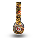 The Colorful Floral Pattern with Strawberries Skin for the Beats by Dre Original Solo-Solo HD Headphones