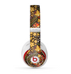 The Colorful Floral Pattern with Strawberries Skin for the Beats by Dre Studio (2013+ Version) Headphones