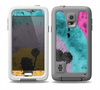 The Colorful Grunge Target Skin Samsung Galaxy S5 frē LifeProof Case