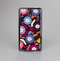 The Colorful Hugged Vector Leaves and Flowers Skin-Sert Case for the Samsung Galaxy Note 3