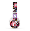 The Colorful Hugged Vector Leaves and Flowers Skin for the Beats by Dre Studio (2013+ Version) Headphones