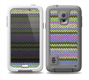 The Colorful Knit PatternSkin for the Samsung Galaxy S5 frē LifeProof Case