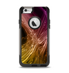 The Colorful Mercury Splash Apple iPhone 6 Otterbox Commuter Case Skin Set