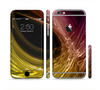 The Colorful Mercury Splash Sectioned Skin Series for the Apple iPhone 6 Plus
