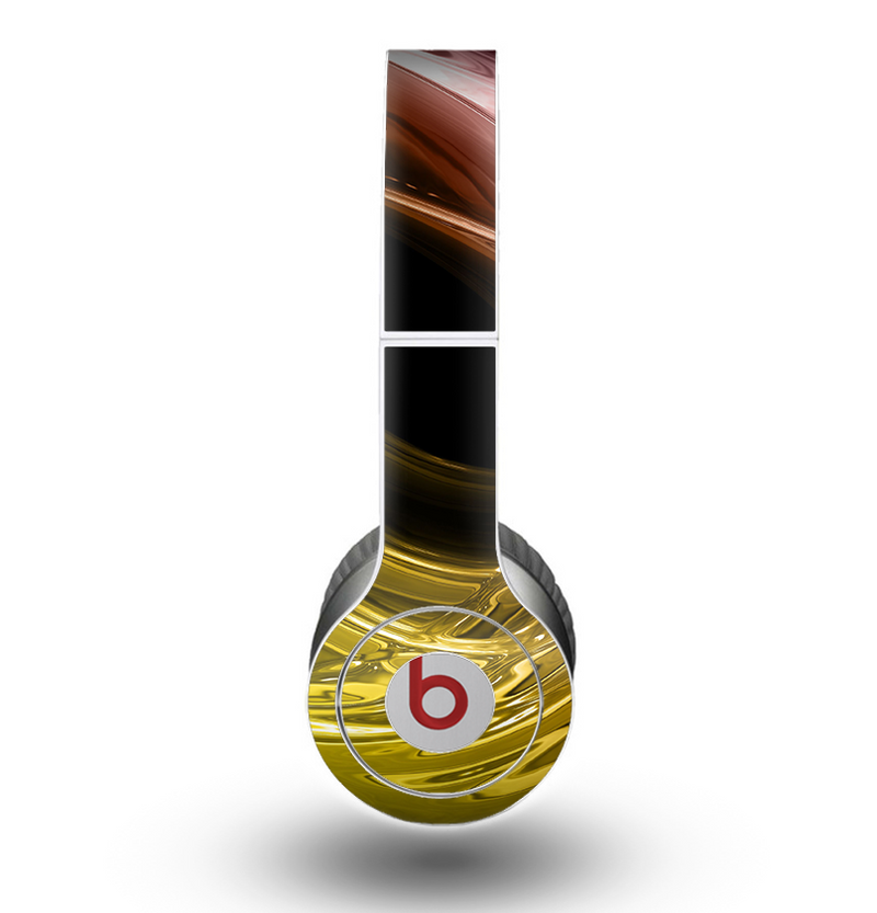 The Colorful Mercury Splash Skin for the Beats by Dre Original Solo-Solo HD Headphones