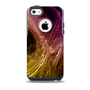 The Colorful Mercury Splash Skin for the iPhone 5c OtterBox Commuter Case