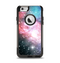 The Colorful Neon Space Nebula Apple iPhone 6 Otterbox Commuter Case Skin Set