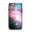The Colorful Neon Space Nebula Apple iPhone 6 Otterbox Symmetry Case Skin Set