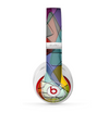 The Colorful Overlapping Translucent Shapes Skin for the Beats by Dre Studio (2013+ Version) Headphones